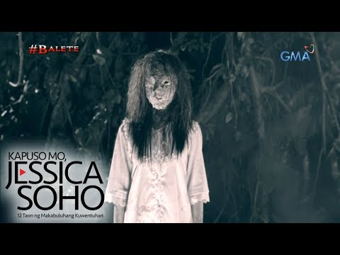 Video Kapuso Mo, Jessica Soho: 'Balete,' a film by Rember Gelera | Gabi ng Lagim II download in MP3, 3GP, MP4, WEBM, AVI, FLV January 2017