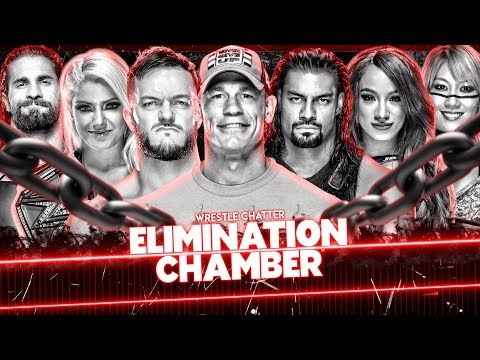 WWE Elimination Chamber 2018 Highlights Result Predictions Winner | Elimination Chamber 2018 Winner