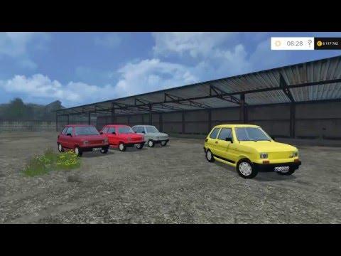 Fiat 126p FL 650E v1.0