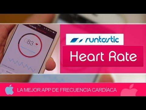 Mide tu ritmo cardiaco con el iPhone: Heart Rate