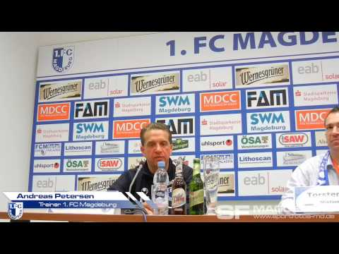 Video: Pressekonferenz - 1. FC Magdeburg gegen FC Carl Zeiss Jena 2:1 (1:1)