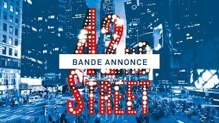 42nd Street au Théâtre du Châtelet
