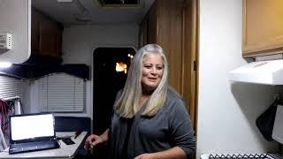 How Do We Shower And Go To The Bathroom!? Leaving San Antonio Texas, RV Living And Life Vlog