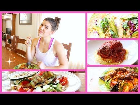 Simple & Healthy Dinner Ideas!