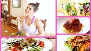 Simple&Healthy Dinner Ideas!