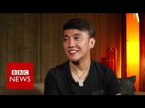 Journey's frontman Arnel Pineda on Duterte's war on drugs - BBC News