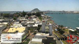Tauranga Webcam Thursday 25th November 2010