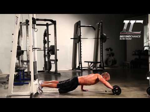 Fitness Model/Expert Ben Booker Presents The Razor Hybrid Crossover for functional cross training
