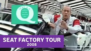 Martorell Spain  city photo : SEAT Factory Tour - English Original