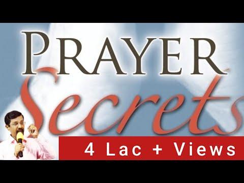 How To Pray - Bro. Vincent Selvakumar