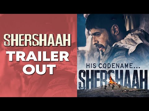Shershaah trailer out now