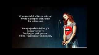 Lana Del Rey - Gods and Monster  (Lyrics+Tr Altyazılı)