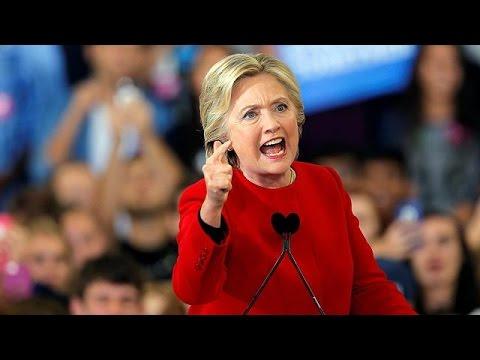 Χίλαρι Κλίντον: «Επιλέξτε μεταξύ διχασμού και ενότητας» –