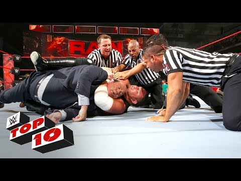Top 10 Raw moments: WWE Top 10, June 5, 2017