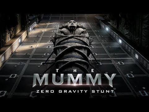 The Mummy (Featurette 'Zero Gravity Stunt in 360')