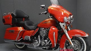 8. 2012  HARLEY DAVIDSON  FLHTK ELECTRA GLIDE ULTRA LIMITED    - National Powersports Distributors
