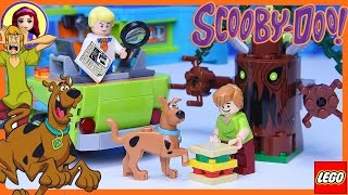 LEGO Scooby Doo The Mystery Machine Build Review Silly Play - Kids Toys