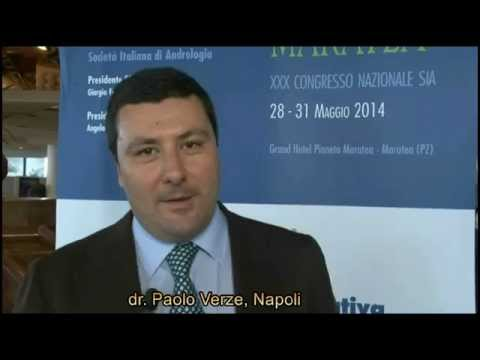 Video terapia disfunzione erettile, c'è la soluzione con avanafil- dr. Paolo Verze, Napoli