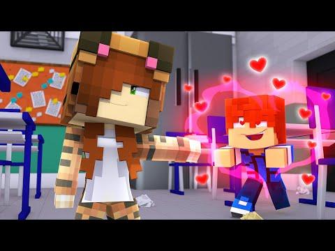 Minecraft Daycare - LOVE SPELL !? (Minecraft Roleplay)