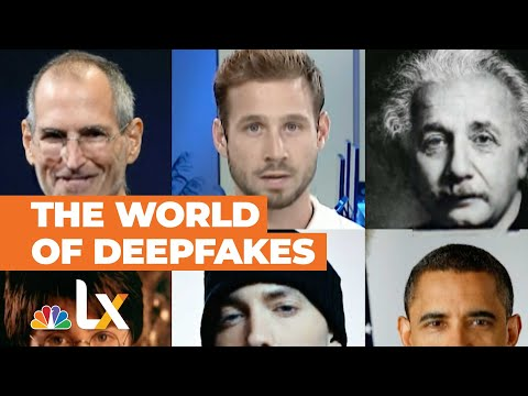 Deepfakes: What Happens When You Can't Trust Your Own Eyes? | NBCLX