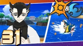 Pokémon Sun and Moon - Episode 31   Sharpedo Surfin! by Munching Orange