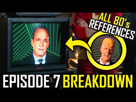AGENTS OF SHIELD Season 7: Episode 7 Breakdown & Ending Explained + 80s Easter Eggs & Callbacks