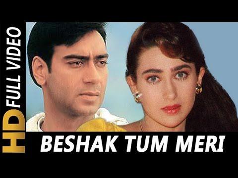 Video Beshak Tum Meri Mohabbat Ho | Kumar Sanu, Alka Yagnik, Kavita Krishnamurthy | Sangram 1993 Songs download in MP3, 3GP, MP4, WEBM, AVI, FLV January 2017