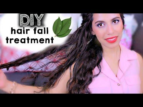 DIY HAIR LOSS TREATMENT: How to STOP HAIR FALL, Grow Long Hair, Get rid of Dandruff Split Ends!!