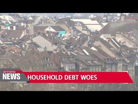 South Korea among ten global economies with fastest-rising household debt: WSJ