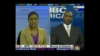 CNBC Africa interview with Bola Akindele, GMD/CEO Courteville Business Solutions