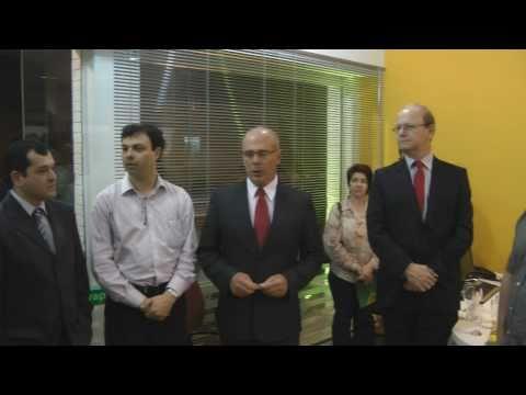 Inauguração Agência Assis Brasil