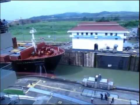 THE FUNCTION OF THE PANAMA CANAL LOCKS