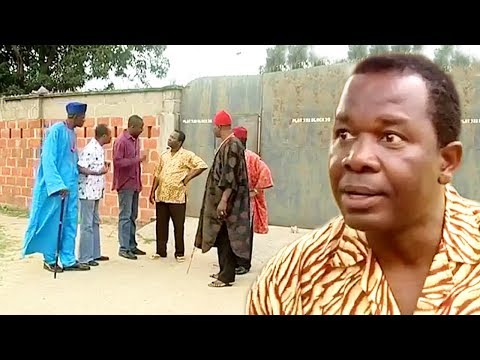 Chiwetalu Agu MR CAUSE TROUBLE 1 - 2019 Latest Nigerian Nollywood Movies, African Movies 2019