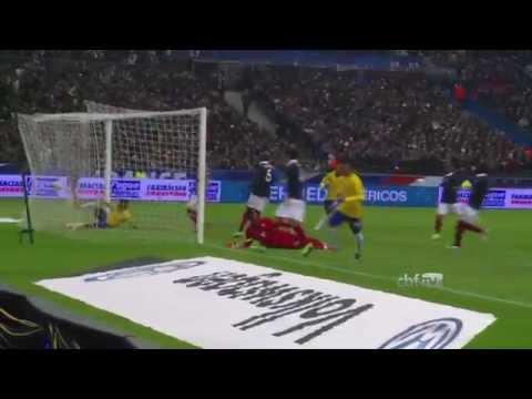 Brasil vence a Fran�a em Paris. Veja os melhores momentos!