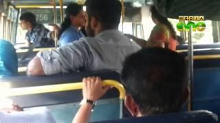 Video KSRTC lady conductor slaps passenger MP3, 3GP, MP4, WEBM, AVI, FLV Desember 2018