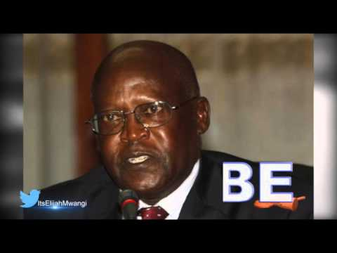BE THE JUDGE: JUSTICE TUNOI BRIBERY SCANDAL
