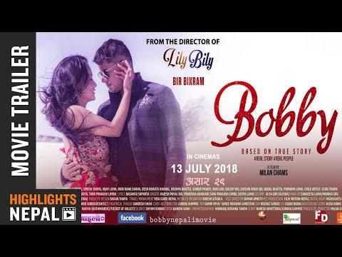 (BOBBY - New Nepali Movie Trailer 2018/2075..3 min 3 sec)