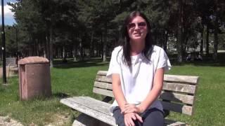 Uluslararası Öğrenciler Tecrübelerini Paylaşıyor (Georgia)