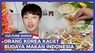 Video Orang Korea Kaget dengan Budaya Makan Indonesia  - Culture Shock Ep.3 MP3, 3GP, MP4, WEBM, AVI, FLV Agustus 2019