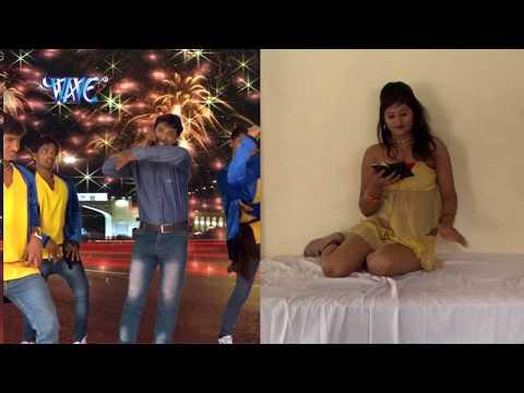 Video HD मोबाइल में फिल्म देखेली - Massage Bhejatani - Bhojpuri Songs 2015 new download in MP3, 3GP, MP4, WEBM, AVI, FLV January 2017