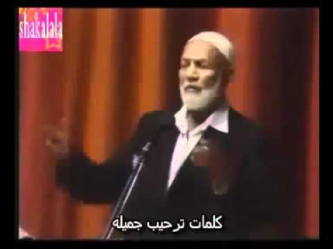 Did God Die? - FUNNY - Sheikh Ahmed Deedat