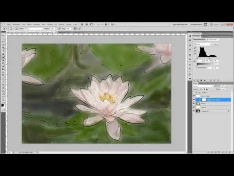 135 Photoshop-Tutorial – Ein Bild malen