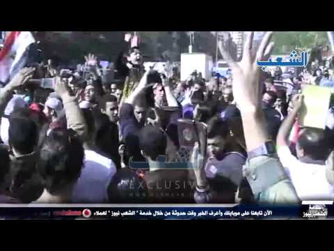 """الطفلة الثائرة """"مريم"""" تعلن أسباب خروج المسيرات الرافضة لحكم السيسي"""