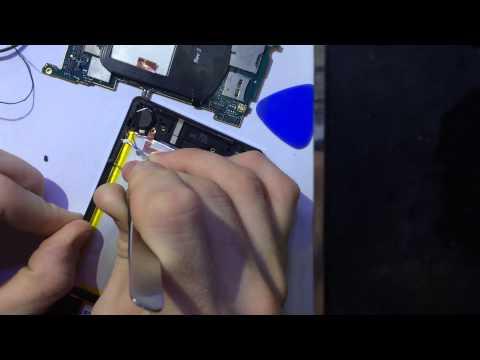 Замена аккумулятора Sony Xperia ZL на аккумулятор от C5303 (видео)