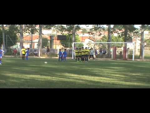 Mundialito Estiva Gerbi 2012 - Boca Juniors na  Semi Final