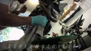 10. DRZ 400 SUPERMOTO OIL CHANGE VIDEO.mp4