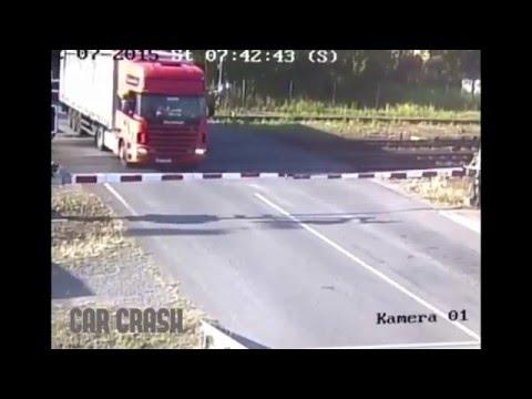 Pendolino crash with the Truck in Czech Republic
