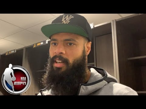 Video: LeBron, veteran Lakers 'brought new life to me' – Tyson Chandler | NBA on ESPN