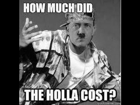 Hitler reacts to CM punk never returning to WWE
