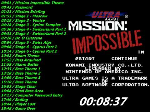 mission impossible nes price